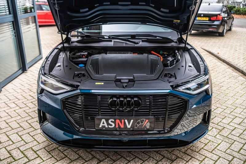 Audi e-tron 55 quattro advanced Pro Line Plus, 408 PK, 4% Bijtelling, Luchtvering, Surround View, Stad/Tour Pakket, B&O, EX. BTW!! afbeelding 21