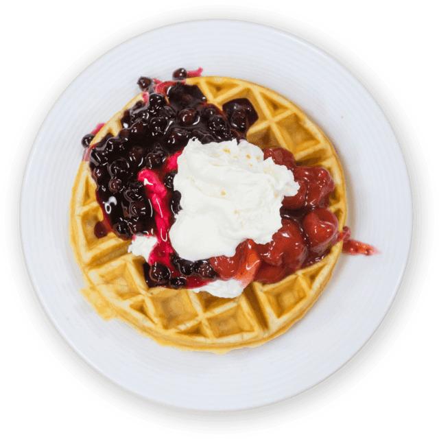 No. 1 Waffle