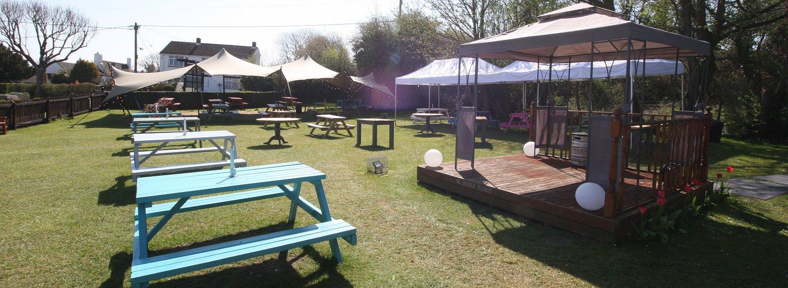 Pub Garden Swindon