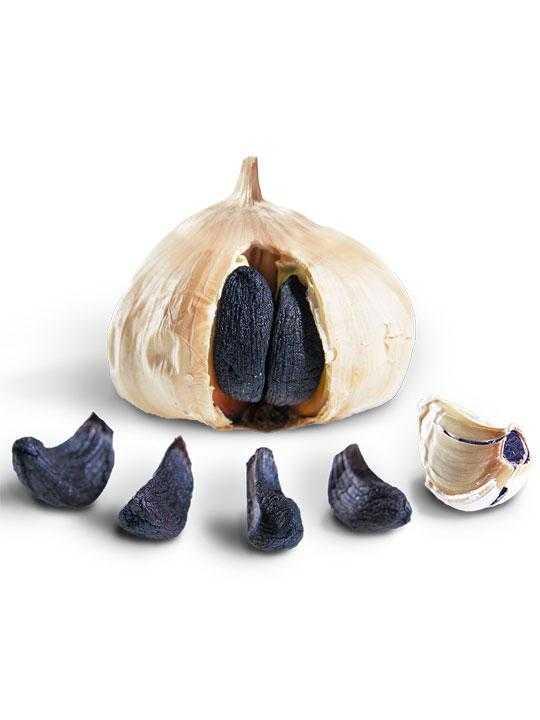 Βιολογικό Μαύρο Σκόρδο - 2 βολβοί - 100γρ