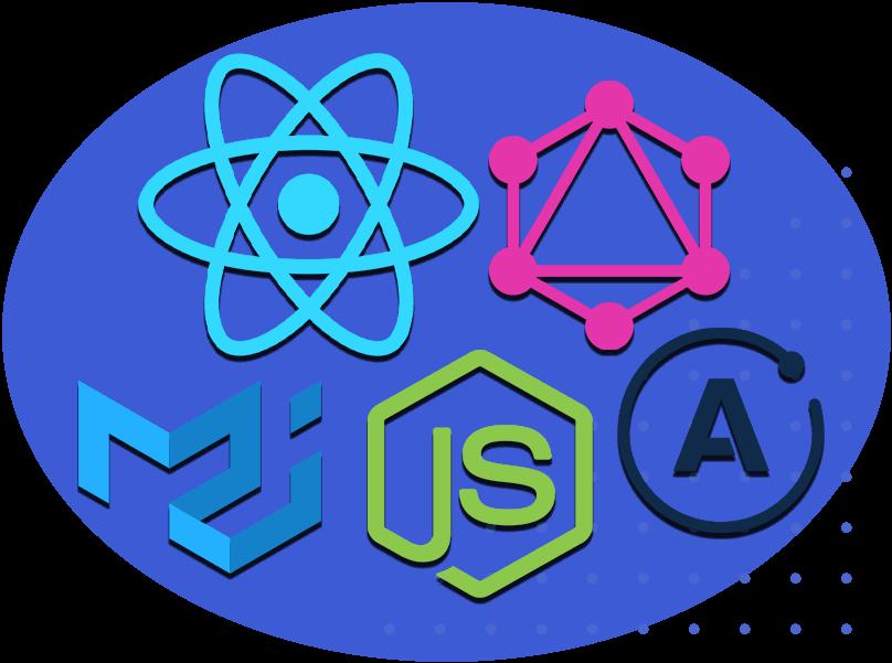 The React Bootcamp Tech Logos
