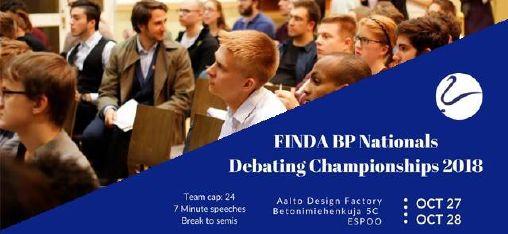 FINDA BP Nationals Championship 2018