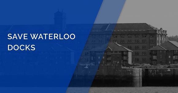 Save Waterloo Dock: Statement on UNESCO World Heritage Decision