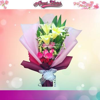 Bunga Handbouquet 24