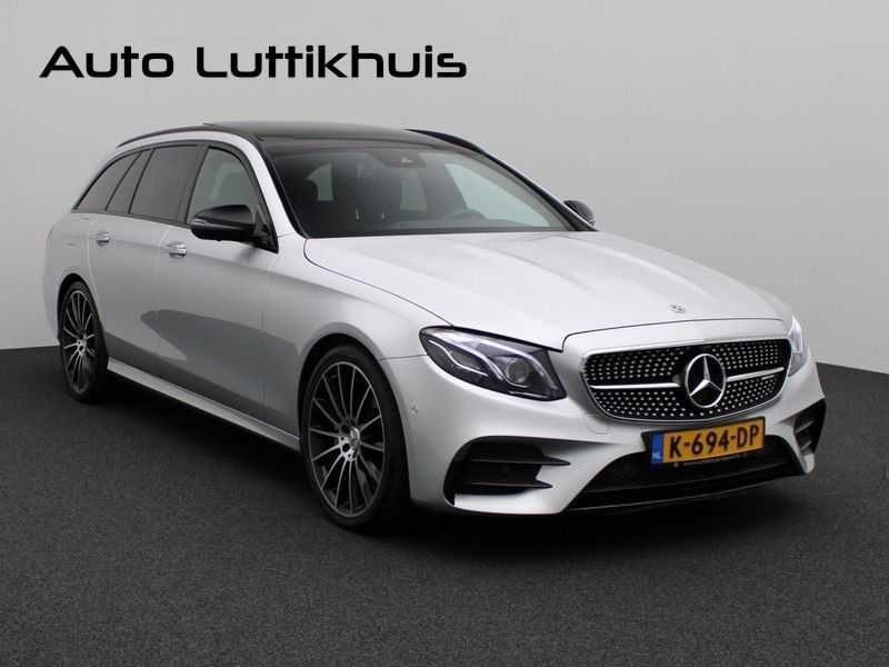 Mercedes-Benz E-Klasse Estate 53 AMG 4MATIC  EQ Bom vol! afbeelding 23