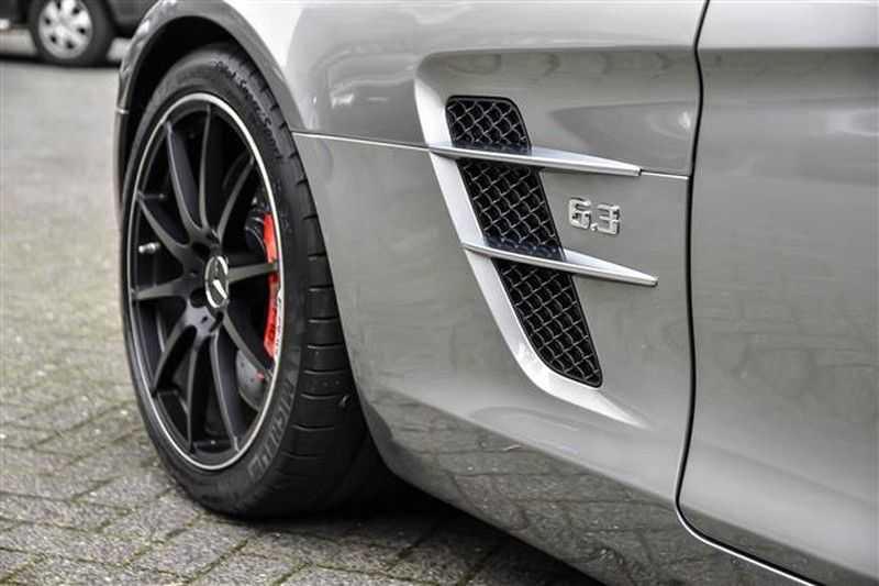Mercedes-Benz SLS AMG ROADSTER AIRSCARF+RIDE CONTROL+CAMERA afbeelding 11