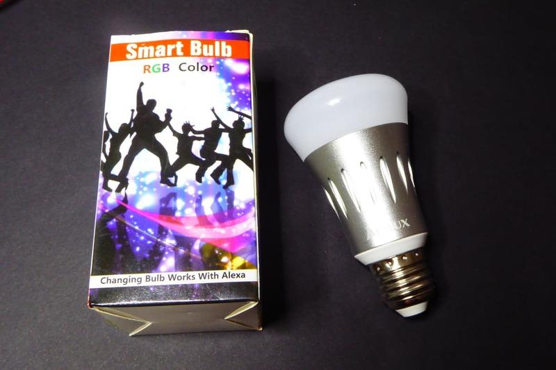 Yet Another WiFi Light Bulb - Tinkerman