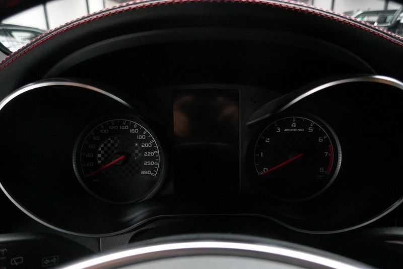 Mercedes-Benz GLC 43 AMG 4MATIC afbeelding 9