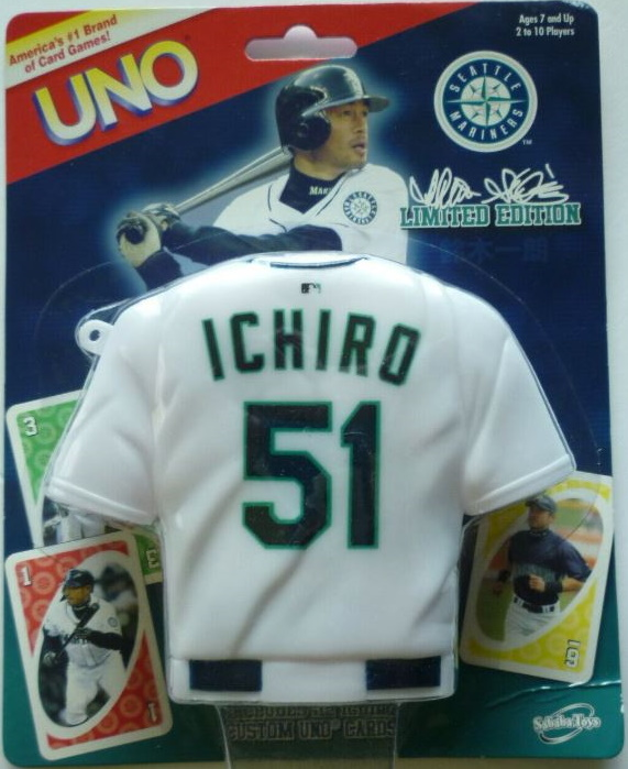 Seattle Mariners Uno: Ichir