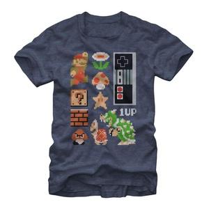 Mario Retro Set - T Shirt