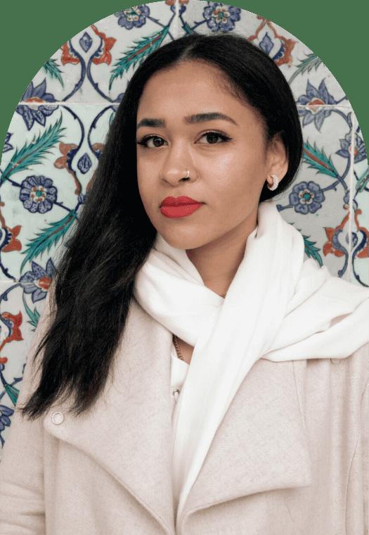 Portrait of Aylin Marie