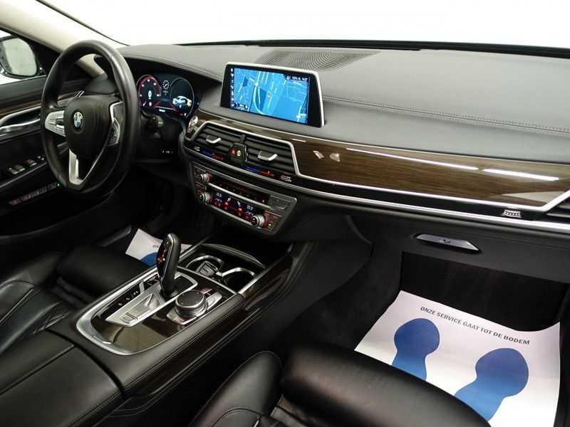 BMW 7 Serie 740D xDrive 320pk Individual M-Sport Aut8 Leer, 360 Camera, Full, 54 dkm afbeelding 8