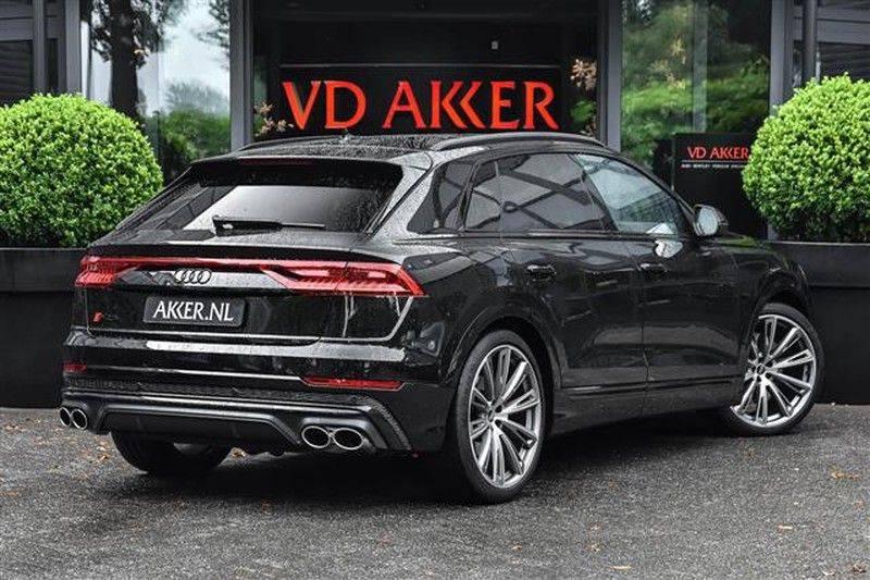 Audi SQ8 4.0 TFSI NP 222K 4WSTURING+23INCH+PANO.DAK+HEADUP afbeelding 2