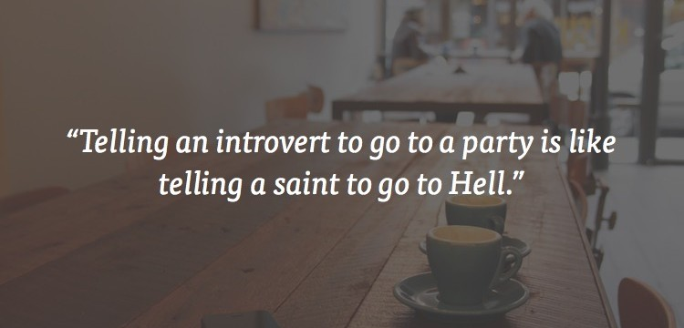 introverts hell