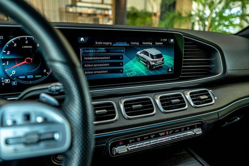 Mercedes-Benz GLE 450 4MATIC AMG   Panorama   Head-up Display   Memory   Burmester   Luchtvering   NP €140.000 afbeelding 20