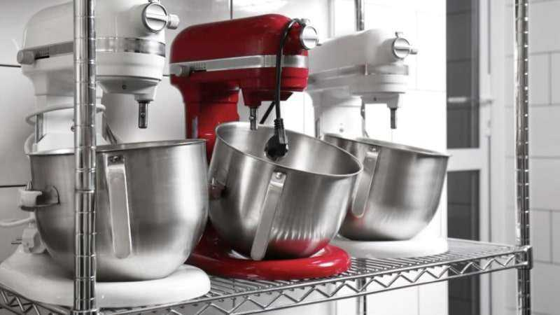 Things You Can Do With a Stand Mixer