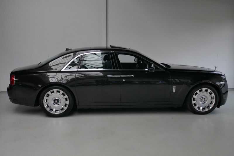 Rolls-Royce Ghost 6.6 V12 Panodak - orig NL auto afbeelding 8