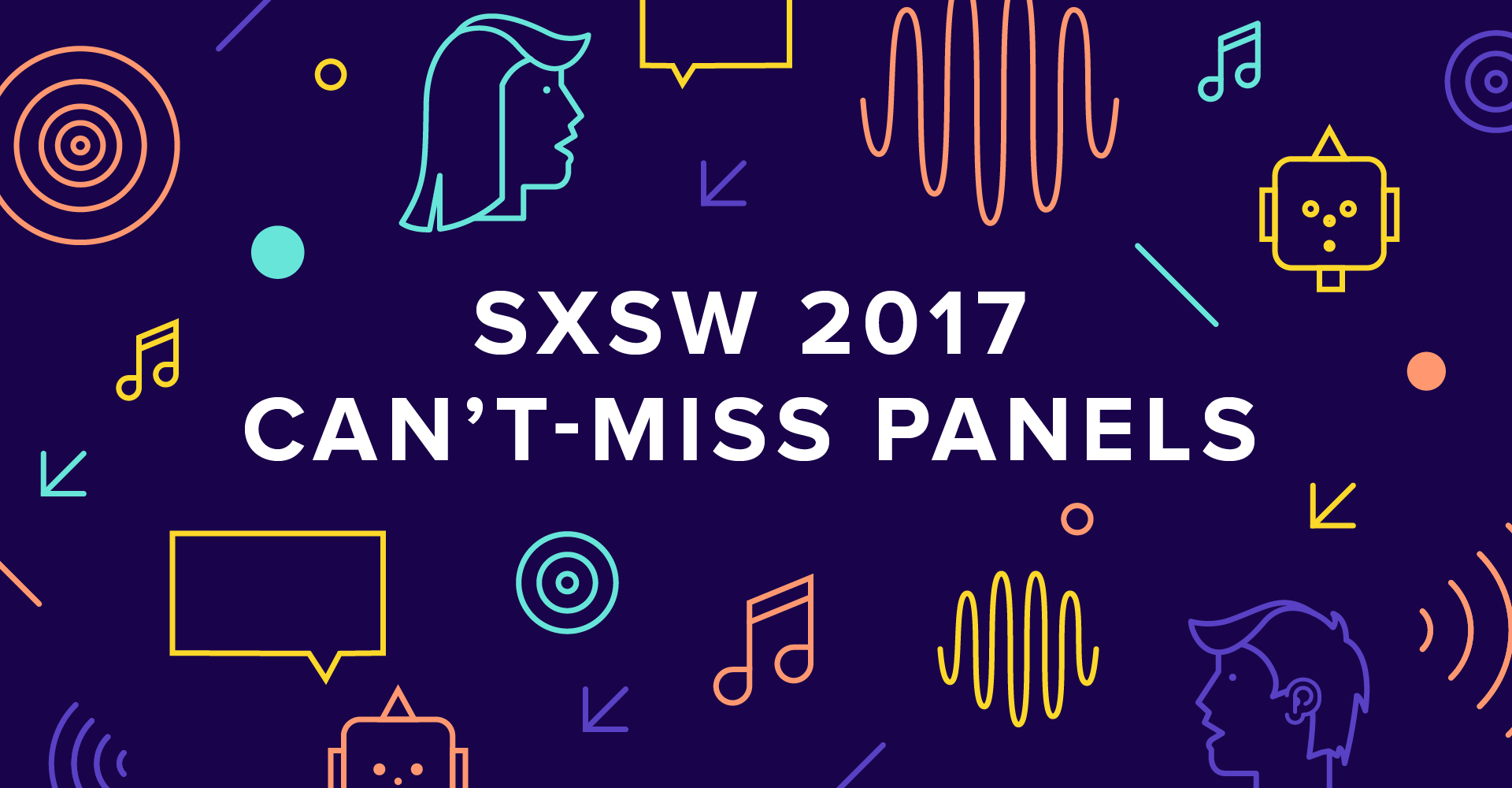 Favorite Panels for SXSW