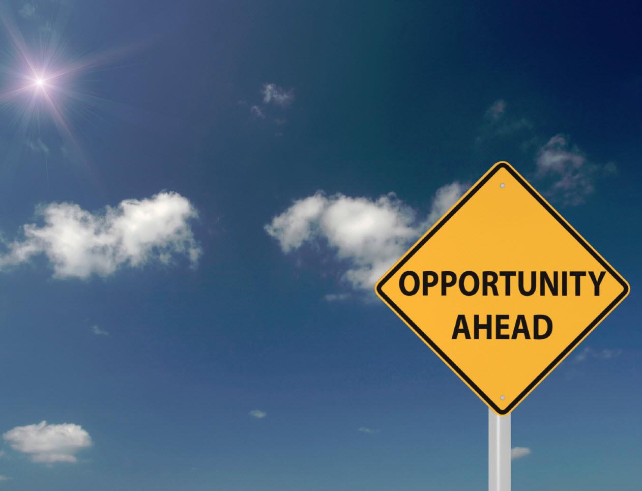 Una vita piena di opportunità!