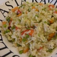 image from Easy Vegetable Risotto Recipe