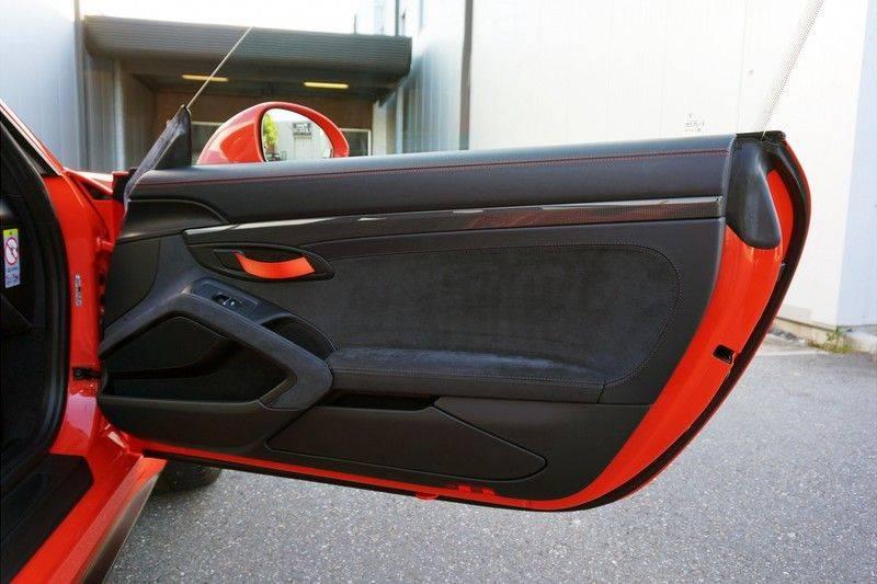 Porsche 911 4.0 GT3 RS *Lift *918 seats *PCCB afbeelding 20