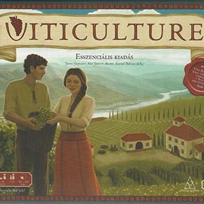 Viticulture: Esszenciális kiadás