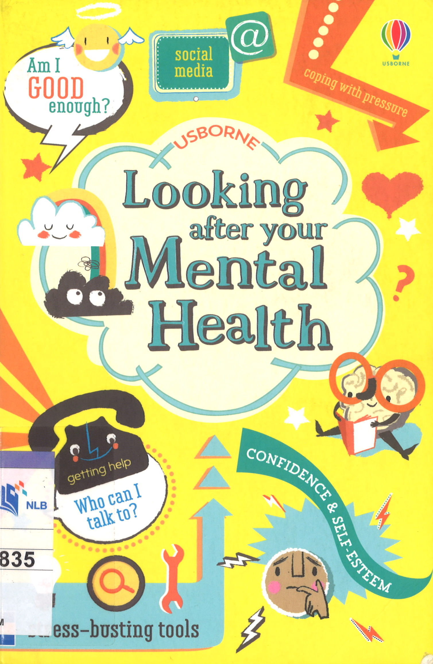 Looking After Your Mental Health book cover