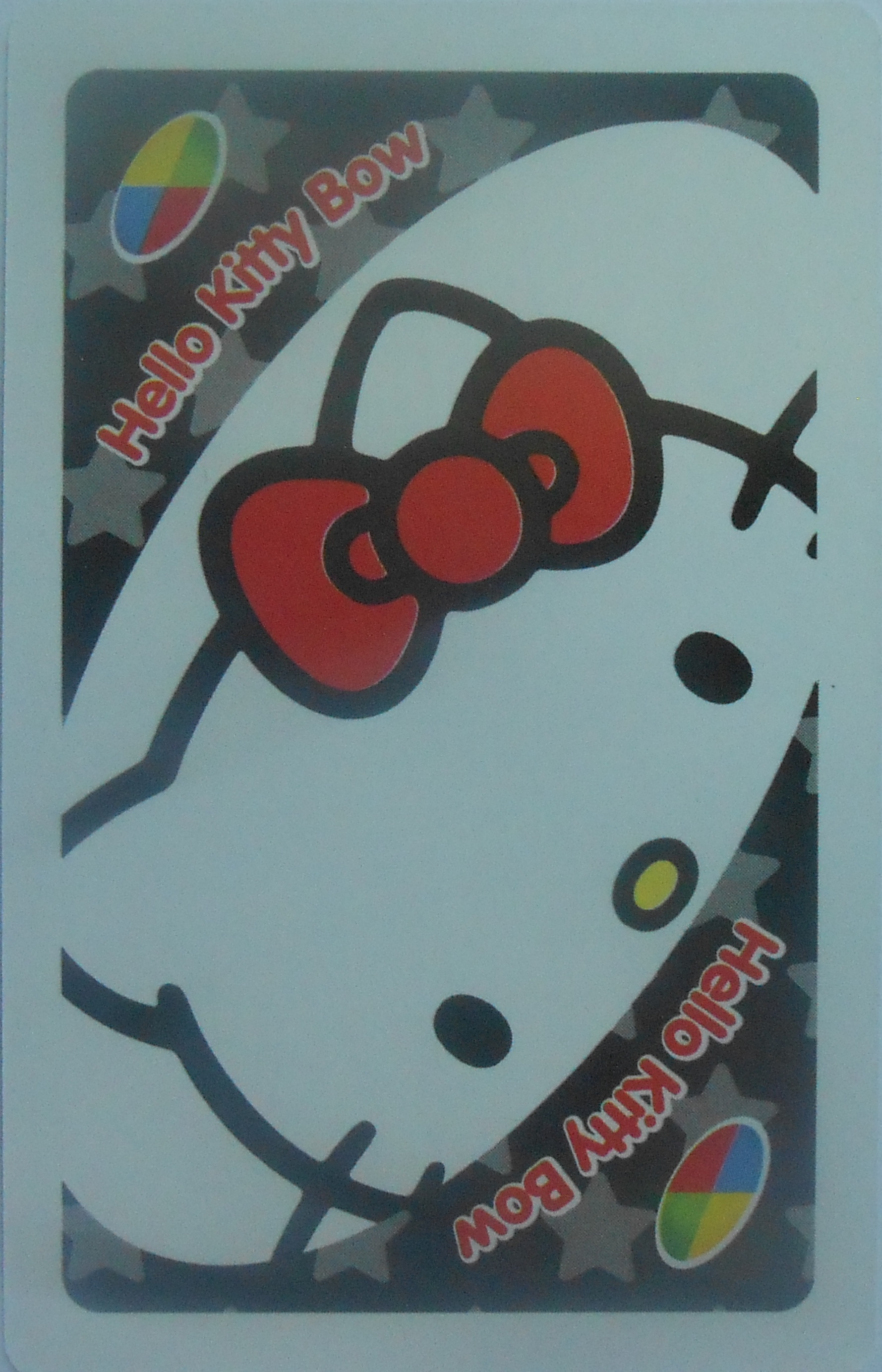 Hello Kitty Uno (Hello Kitty Bow Card)