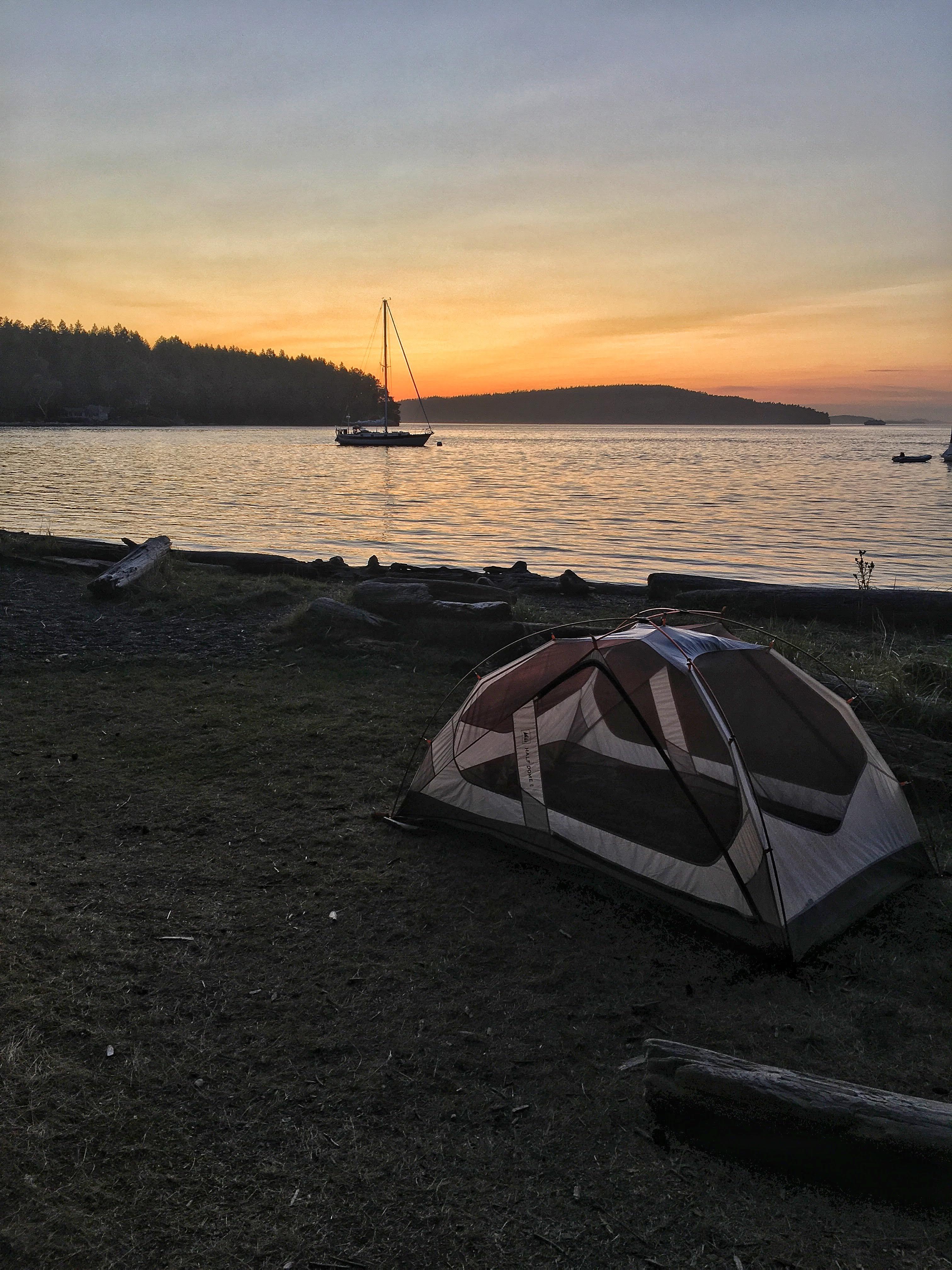 Turn Island Camp Spot