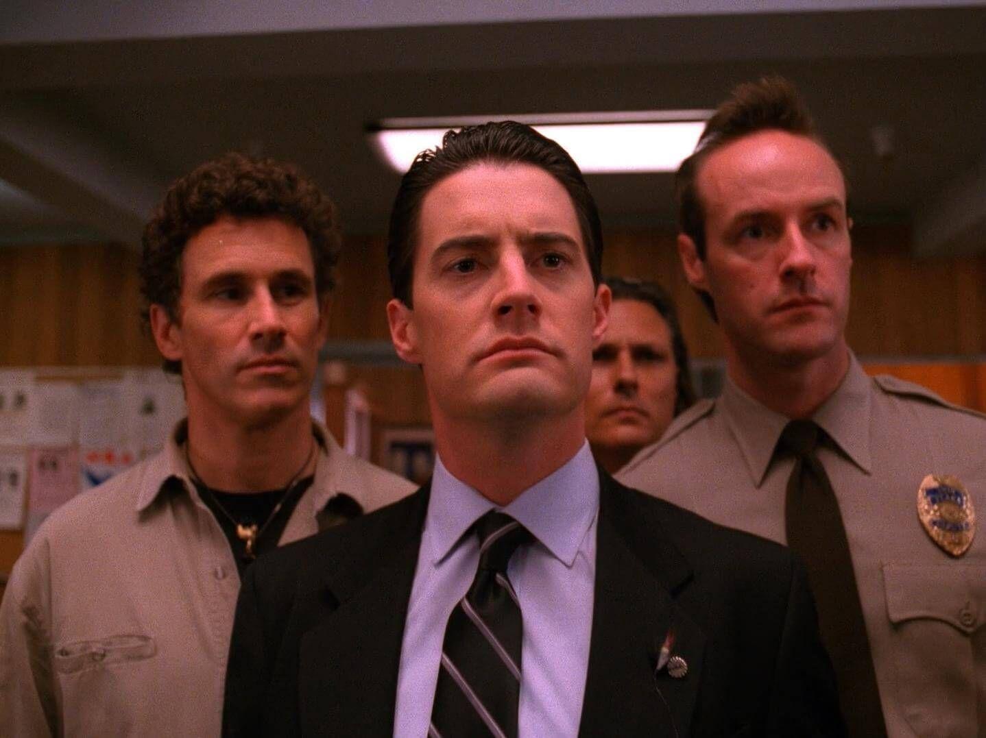 Кайл Маклахлен вроли агента Купера. Источник: imdb.com