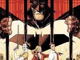 Batman in prision