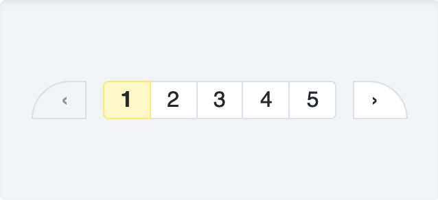 Pagination example 6