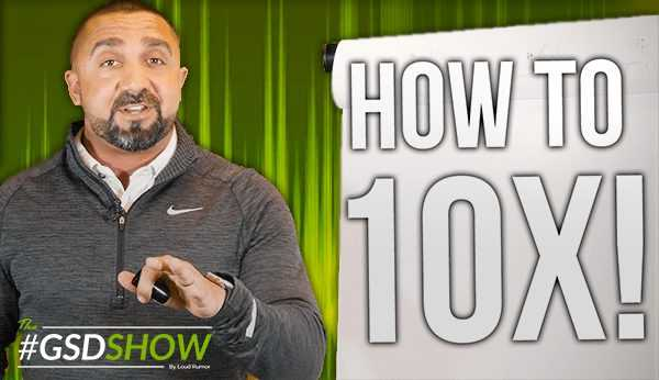 10X Your Fitness Studio's Marketing Strategy | The GSD Show