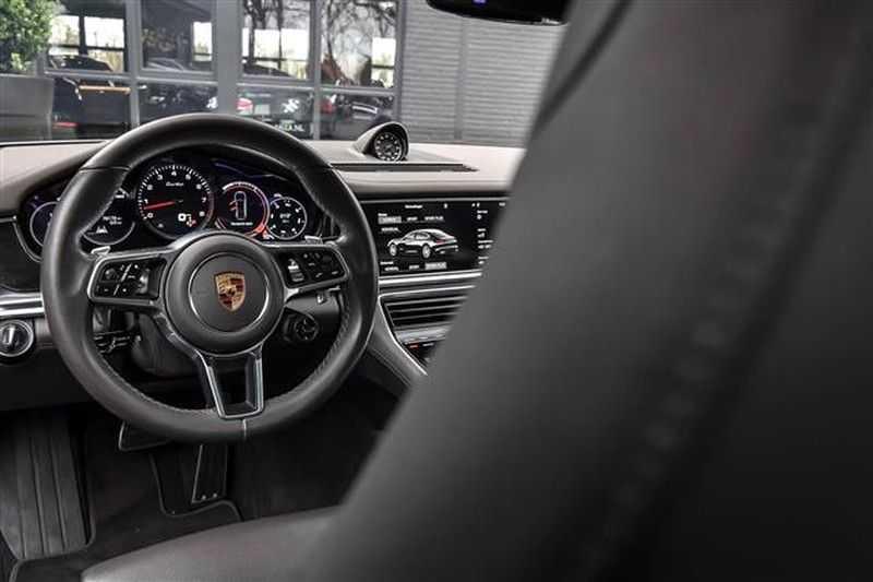 Porsche Panamera TURBO EXECUTIVE SPORTDESIGN+PCCB+MASSAGE NP.259K afbeelding 10
