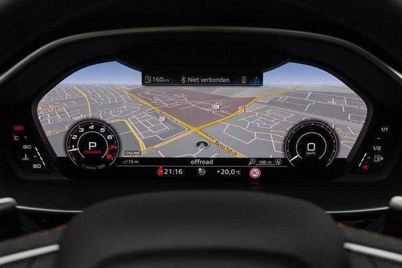 "Audi RSQ3 Sportback 2.5 TFSI 400pk Quattro Panoramadak BlackOptic B&O ValconaLeder+Memory Matrix Navi/MMI DriveSelect Keyless Camera 21"" Pdc afbeelding 21"