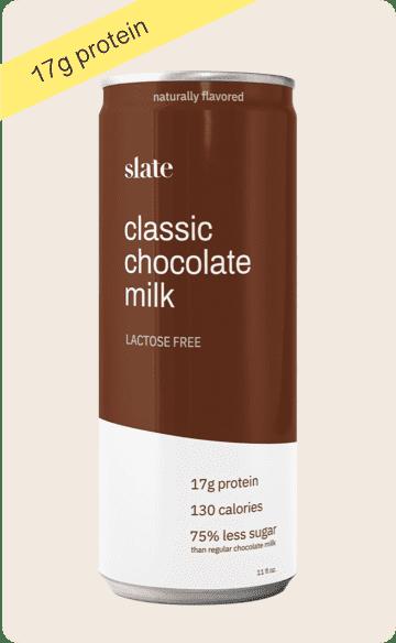 Classic Chocolate Milk