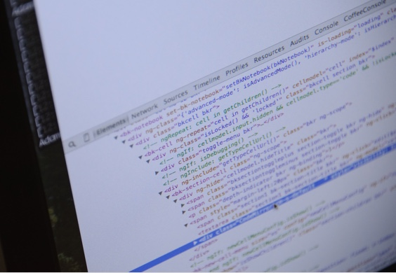 Chrome Inspect Code