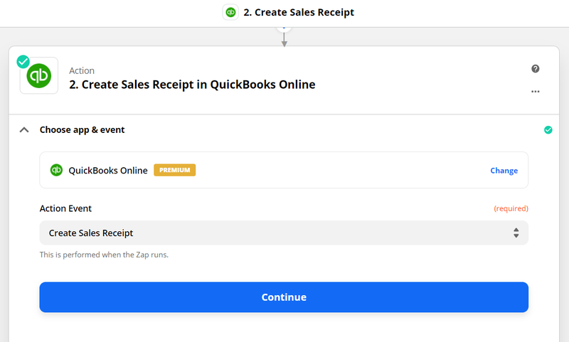 sign in to your Quickbooks account