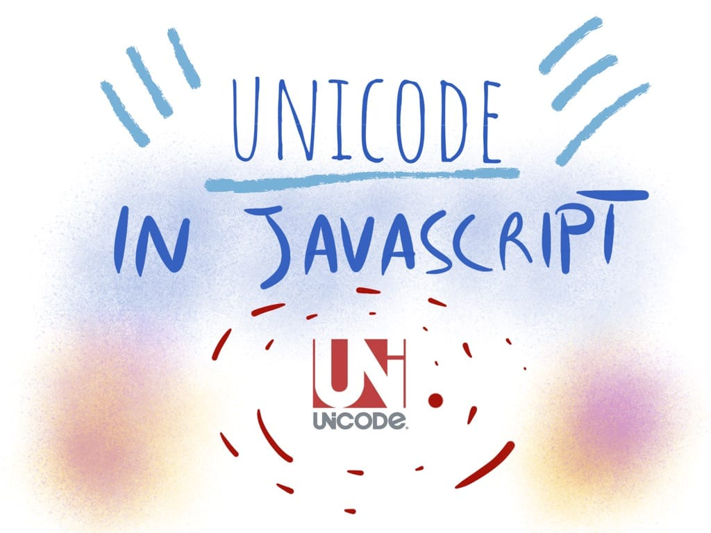 Unicode in JavaScript