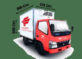 TrawlTruck - Cold Diesel Engkel Refeer \<