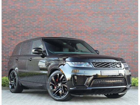 Land Rover Range Rover Sport P400e HSE Dynamic *Pano*Keyless*Meridian*Black Pack*