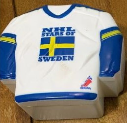 NHL Stars of Sweden Uno