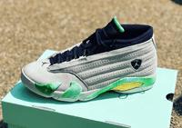 Nike x Aleali May Air Jordan 14 Low