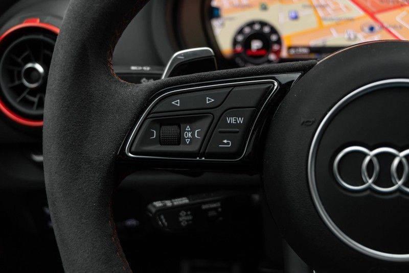 "Audi RS3 Sportback 2.5 TFSI 400pk Quattro Panoramadak BlackOptic B&O Sportstoelen Led-Matrix Navi/MMI DriveSelect Carbon ACC Keyless Camera 19"" Pdc afbeelding 20"