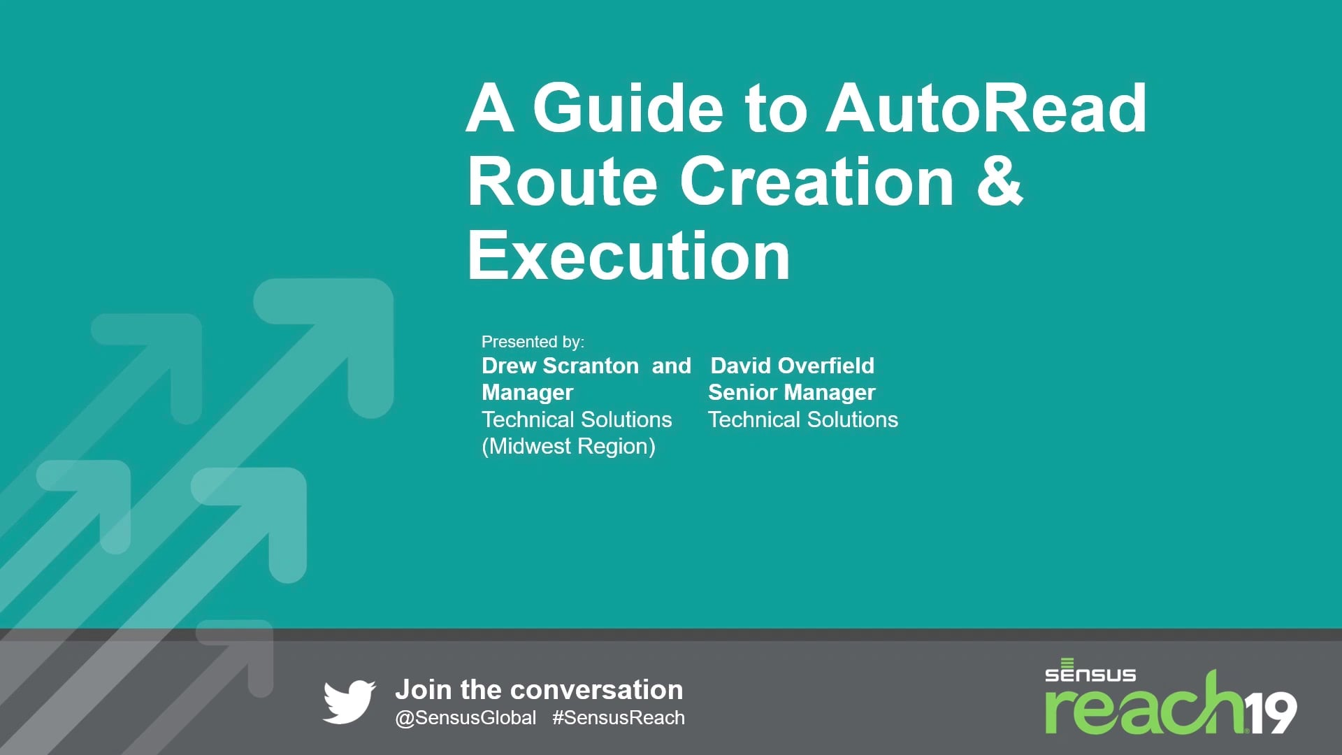 A Guide to AutoRead Route Creation and Execution