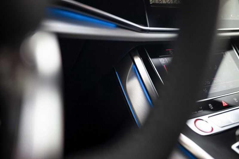 Audi SQ8 4.0 TDI Quattro *S-Sportstoelen / Pano / B&O / HUD / ACC / Nachtzicht* afbeelding 17