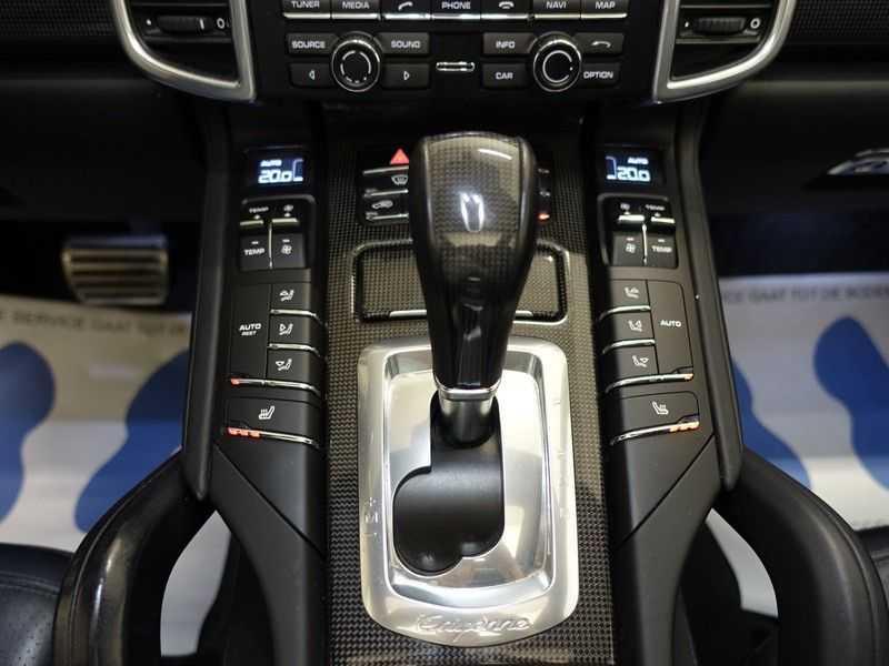 Porsche Cayenne 3.0 S E-Hybrid Sport Chrono Plus 334pk Aut, Pano, Leer, Camera, Full! afbeelding 4
