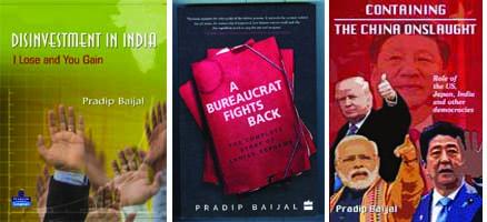 Books by Pradip Baijal