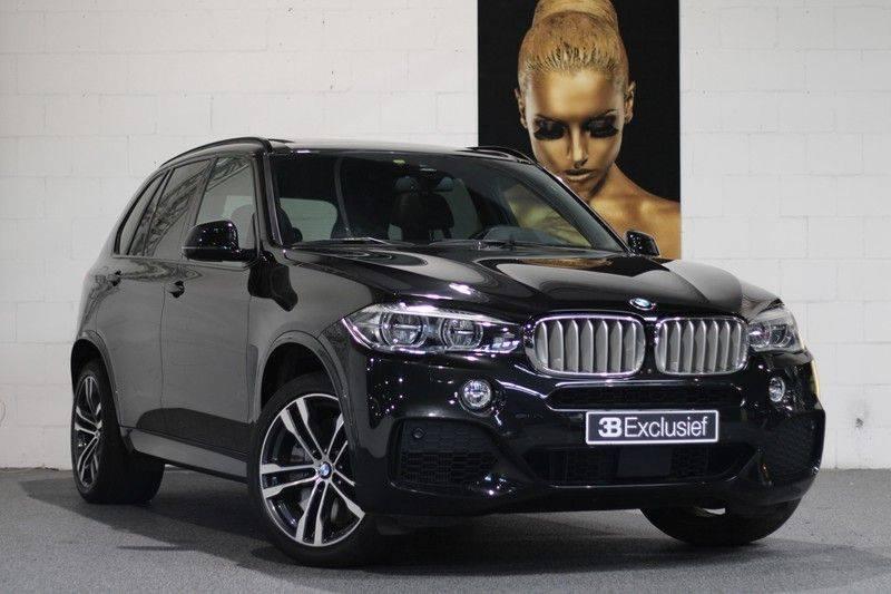 BMW X5 xDrive50i High Executive Pan.dak, Surr. view afbeelding 1