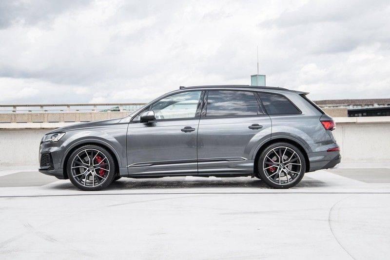Audi SQ7 4.0 TFSI SQ7 quattro 7p 507PK | S-Line | Pano.Dak | 360 Camera | B&O Sound | Keyless-Entry | S-Sportstoelen | Assistentie Tour-City-Parking | 7 Persoons afbeelding 2